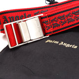 NEW RED TAPE BELT - RED/ BLACK