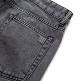 GW NEEDLED LOGO 5 POCKETS - DARK GREY