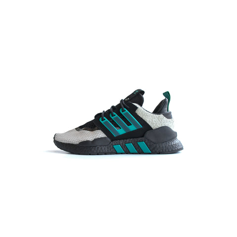 PACKER  EQT 91/18 - CORE BLACK/ SUB GREEN