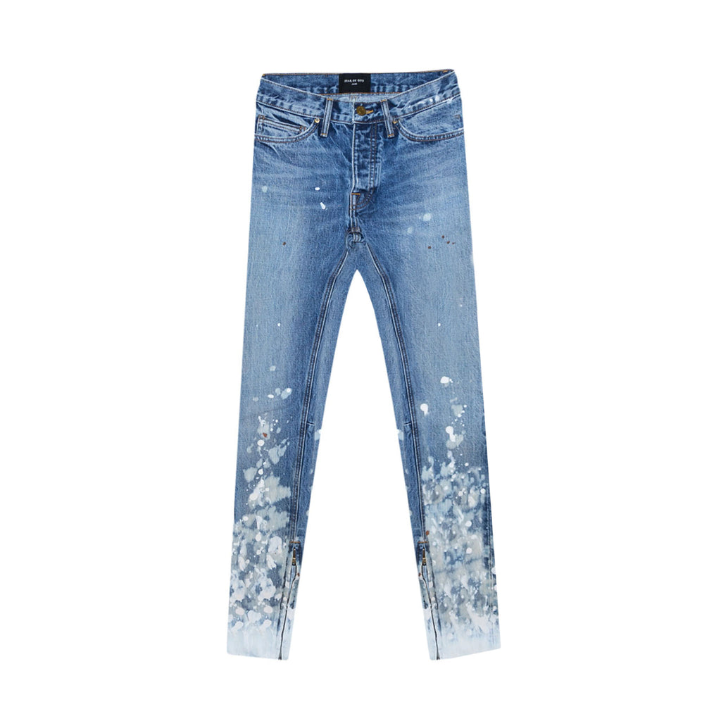 SELVEDGE DENIM PAINTERS JEAN - INDIGO