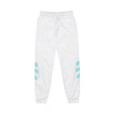 NICE KICKS TIRONTI TRACK PANTS - WHITE