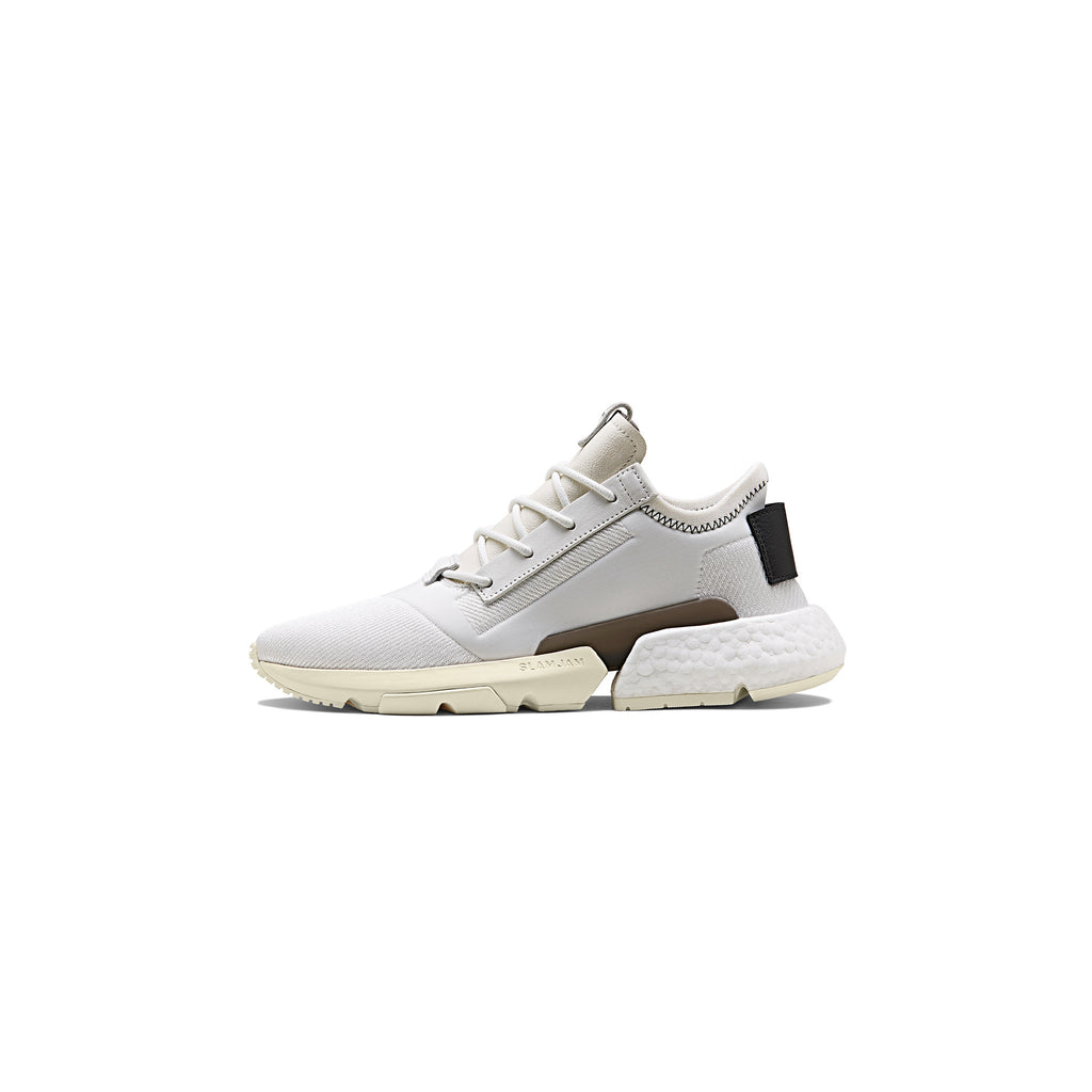 ADIDAS CONSORTIUM BY SLAM JAM P.O.D S3.1 -  FOOTWEAR WHITE/ FOOTWEAR WHITE