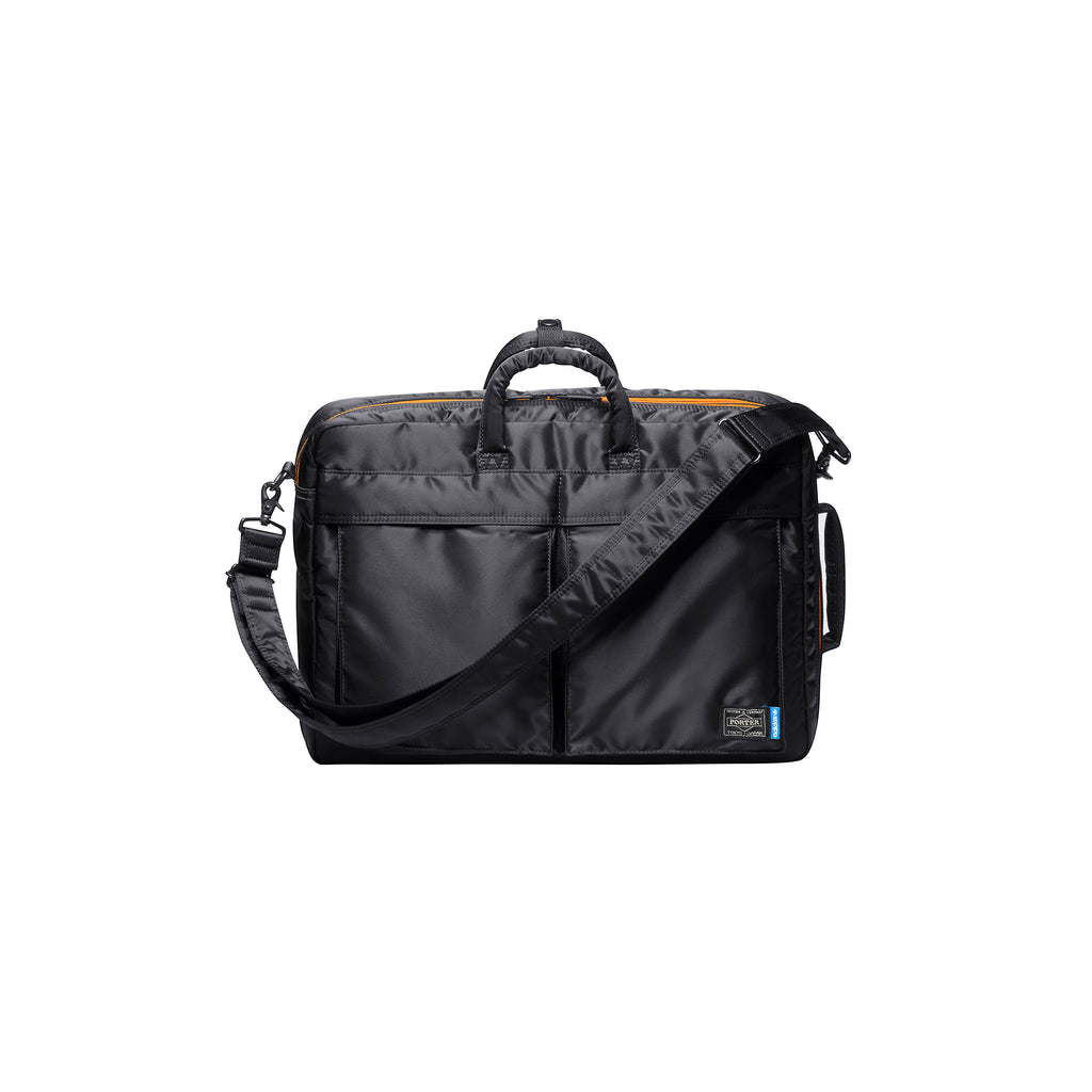 PORTER 3WAY BRIEF CASE - BLACK