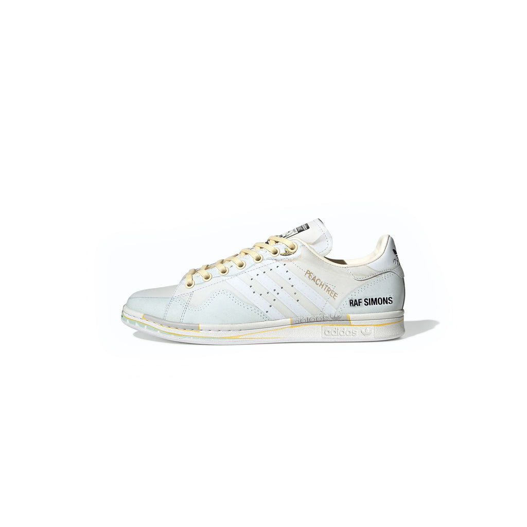 RS PEACH STAN SMITH SHOES - LIGHT SAND / CLOUD WHITE / CORE WHITE