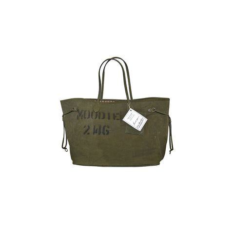 ROOMY BAG - GREEN