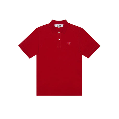 RED PLAY POLO - RED