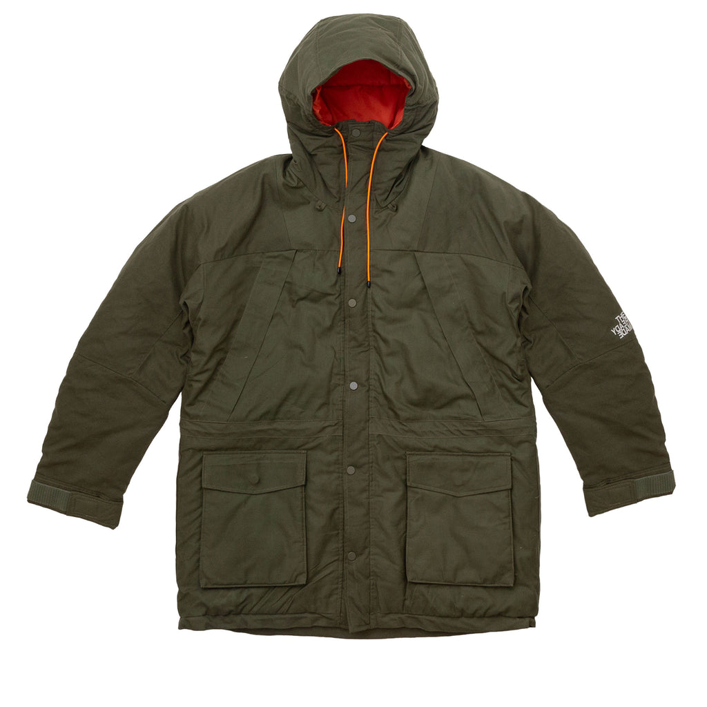 READYMADE MOUNTAIN DOWN PARKA - GREEN