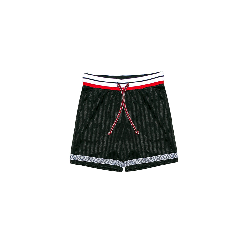 SOCCER SHORTS - BLACK