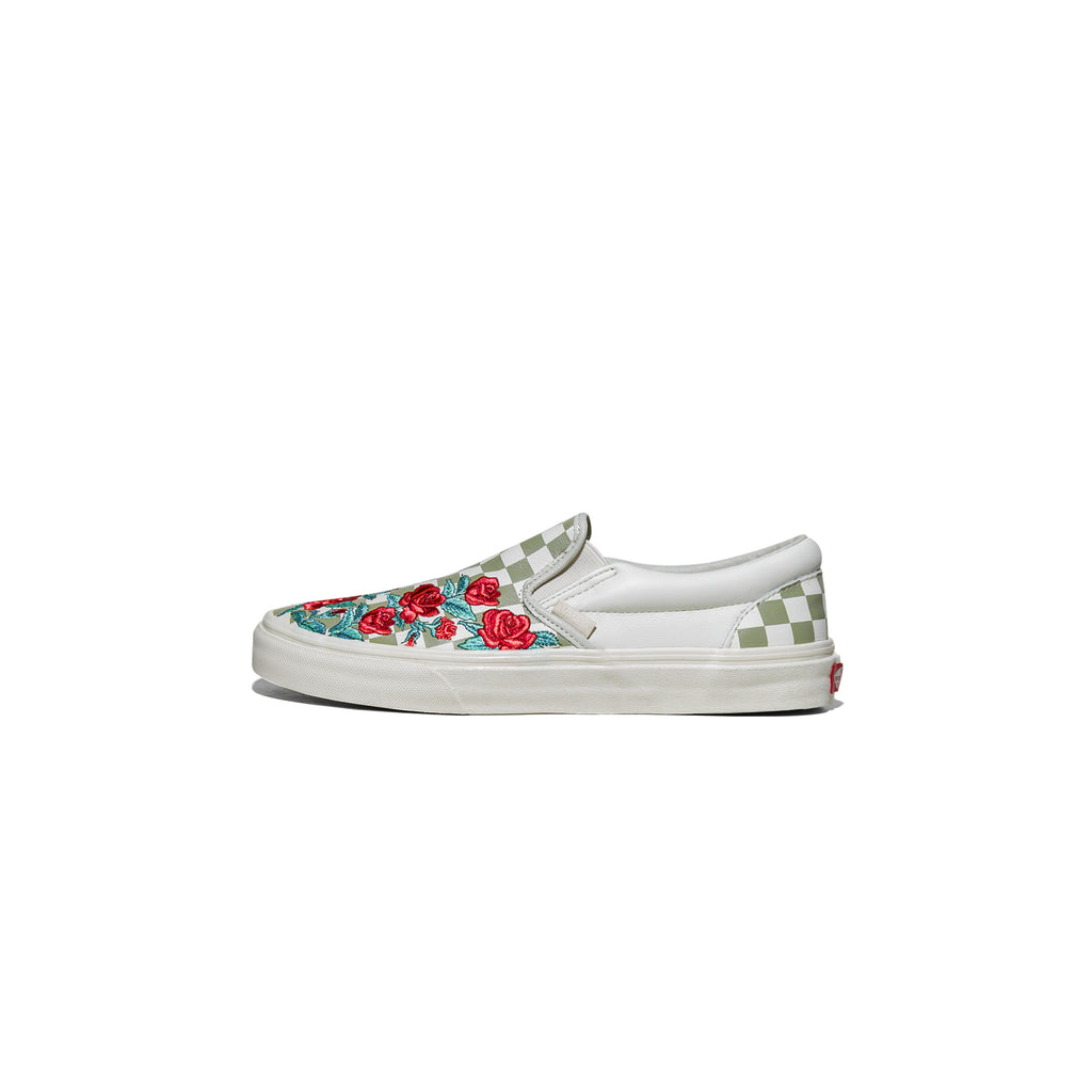 94f946d1ce644 CLASSIC SLIP-ON DX - ROSE EMBROIDERY
