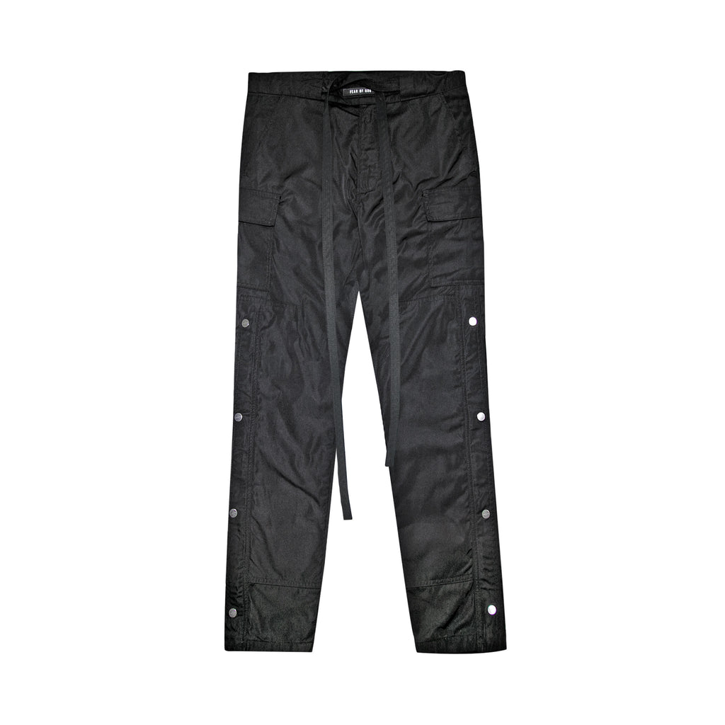 6TH COLLECTION NYLON CARGO - BLACK