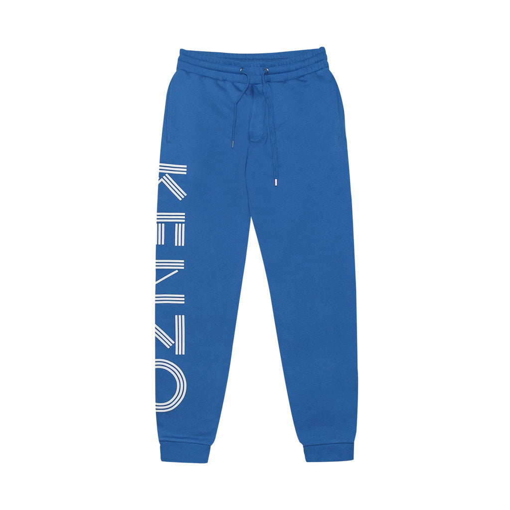 LOGO JOGPANTS- DUCK BLUE
