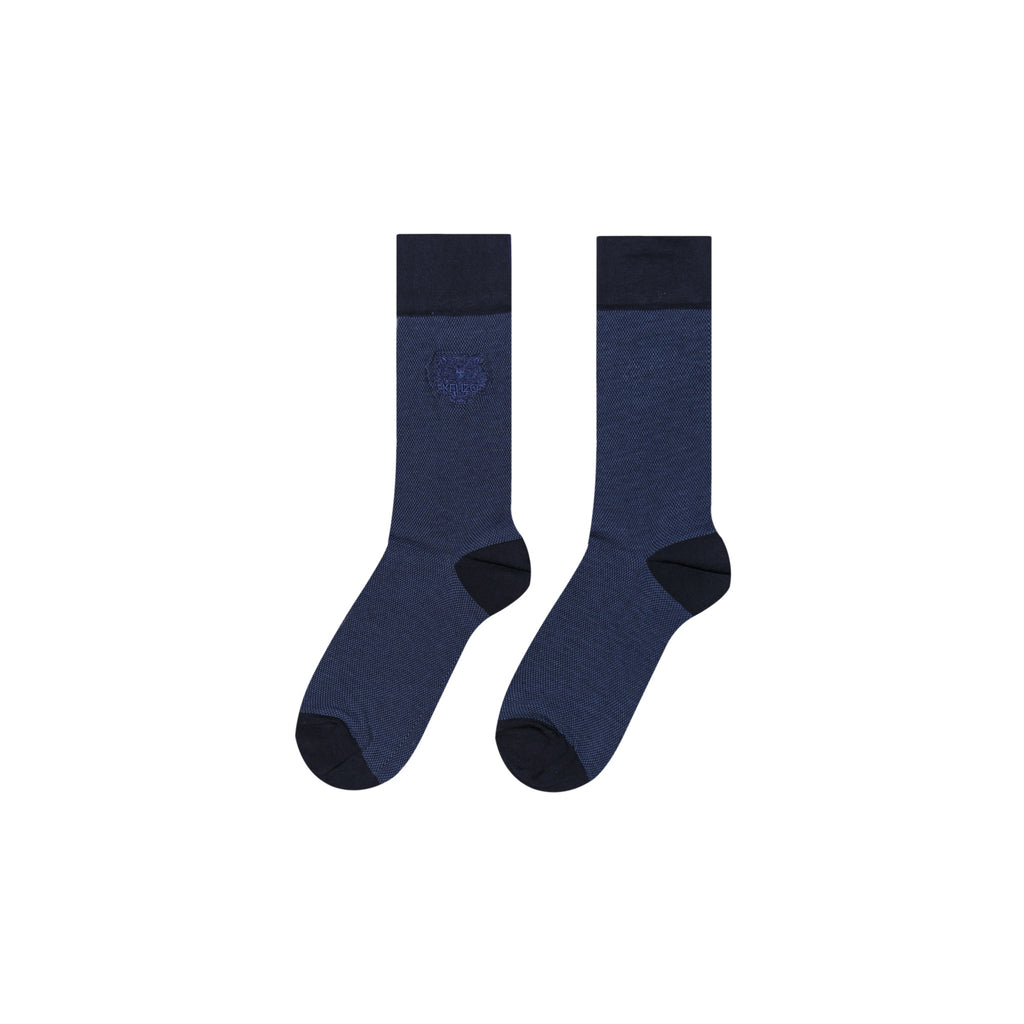 TIGER SOCKS - BLUE