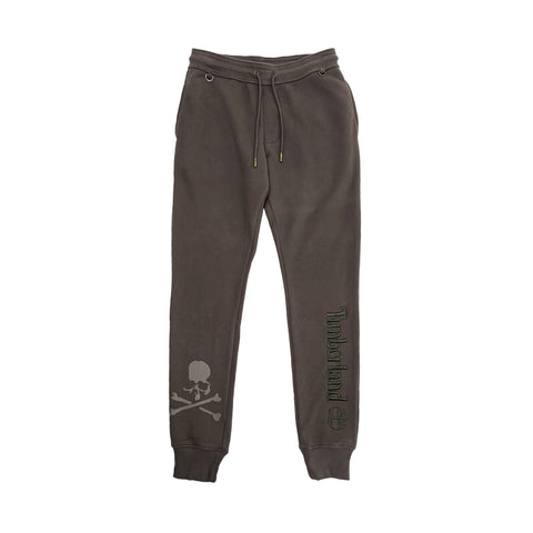 MASTERMIND WORLD x TIMBERLAND SWEATPANT - CHOCOLATE BROWN