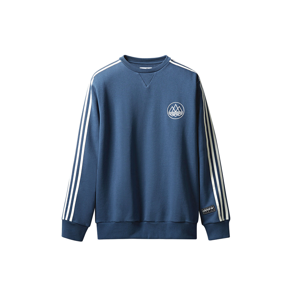 ADIDAS SPEZIAL BY UNION SWEATSHIRT - NIGHT MARINE