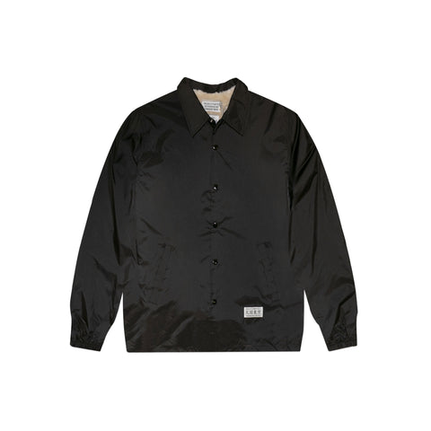 WOLF'S HEAD x WACKO MARIA BOA COACH JACKET - BLACK