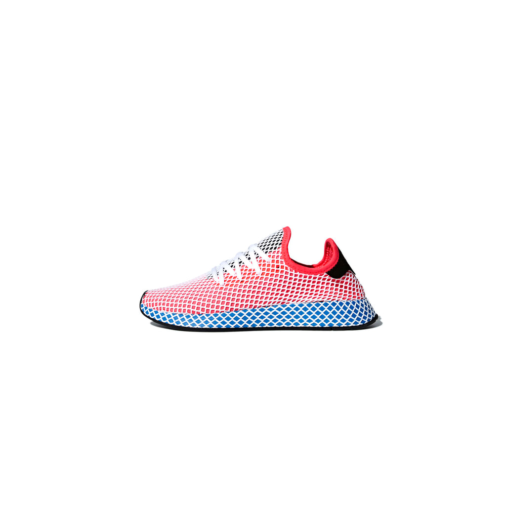 GS DEERUPT RUNNER - SOLAR RED