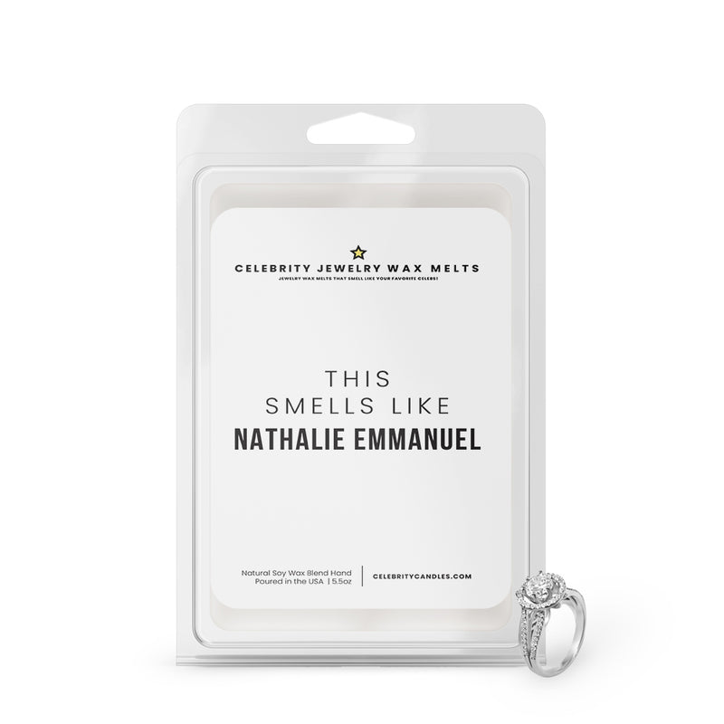 This Smells Like Nathalie Emmanuel Celebrity Jewelry Wax Melts