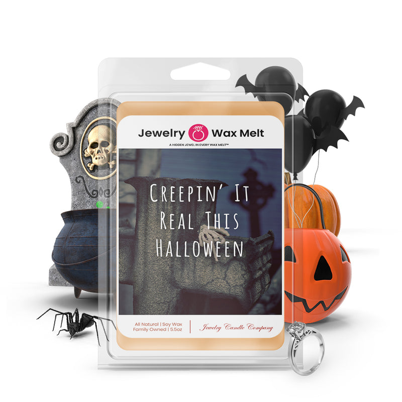 Creepin' real this halloween Jewelry Wax Melts