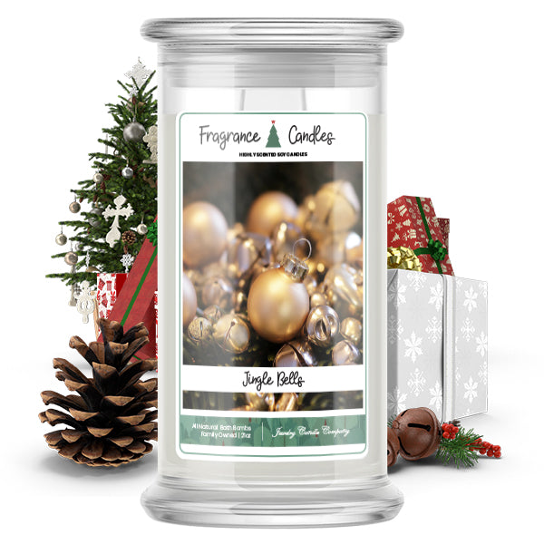 Jingle Bells Fragrance Candle