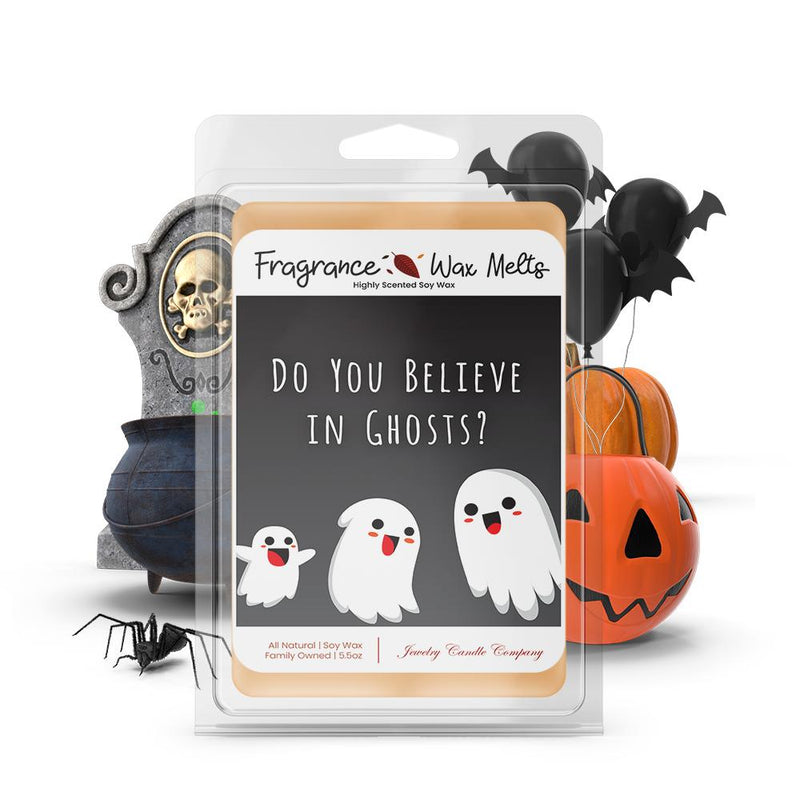 Do you believe in ghosts? Fragrance Wax Melts
