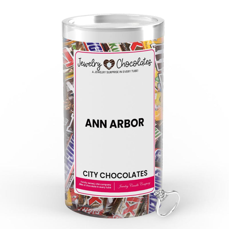 Ann Arbor City Jewelry Chocolates
