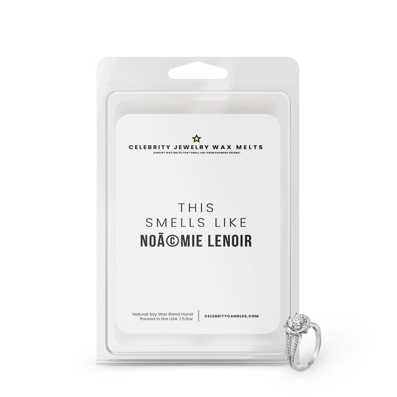 This Smells Like Noacmie Lenoir Celebrity Jewelry Wax Melts