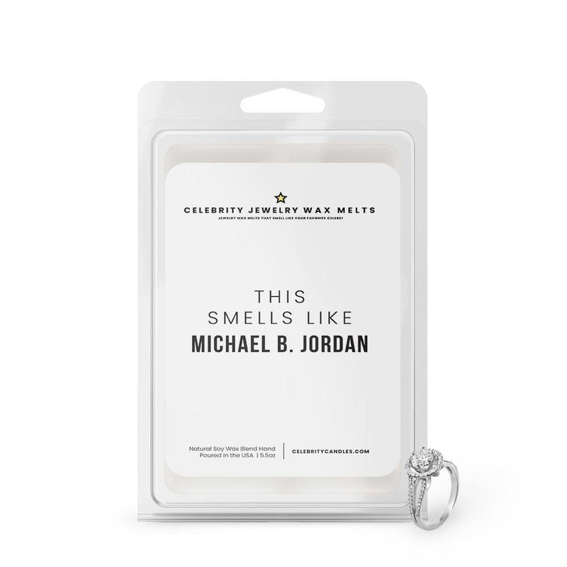 This Smells Like Michael B. Jordan Celebrity Wax Melts