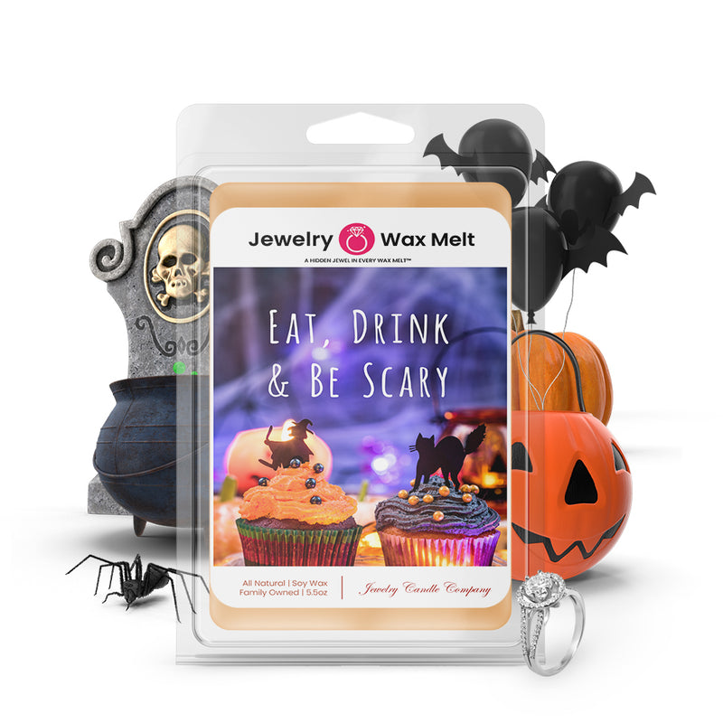 Eat, Drink & Be scary Jewelry Wax Melts