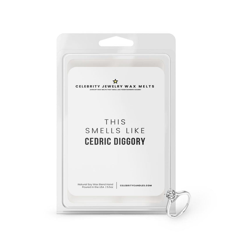 This Smells Like Cedric Diggory Celebrity Wax Melts
