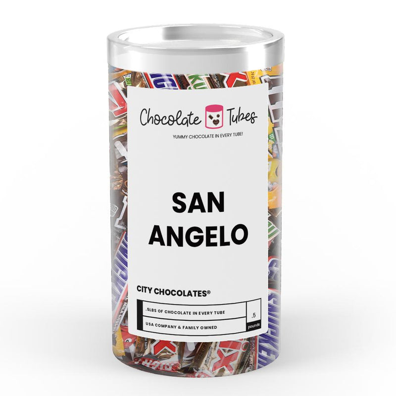 San Angelo City Chocolates