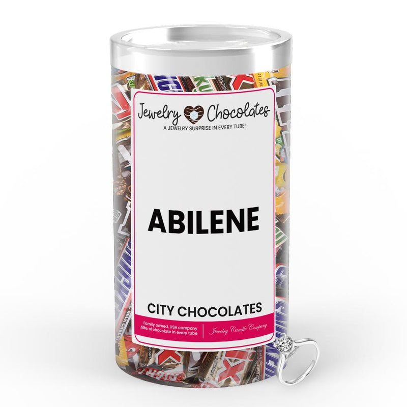 Abilene City Jewelry Chocolates