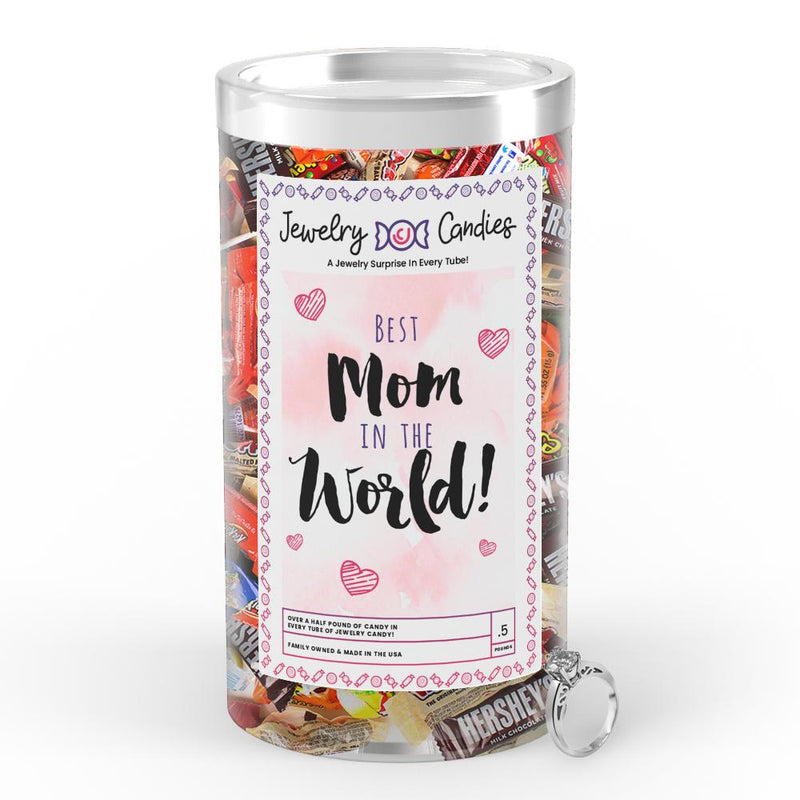 Best mom in the world Jewelry Candy