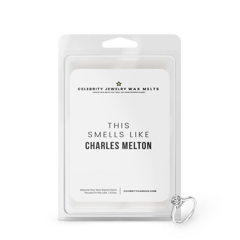 This Smells Like Charles Melton Celebrity Wax Melts