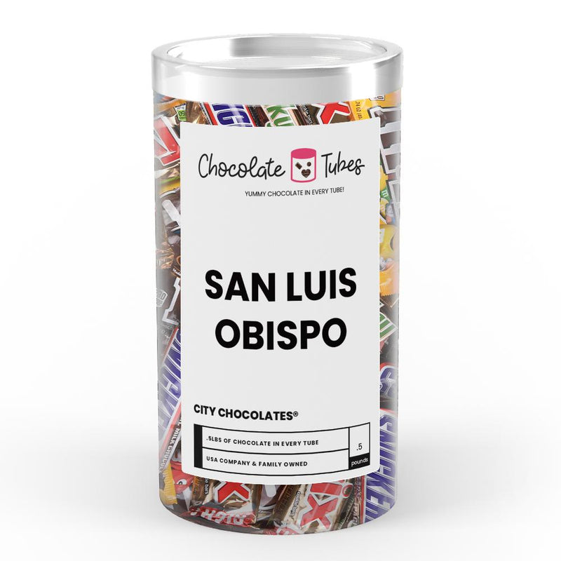 San Luis Obispo City Chocolates