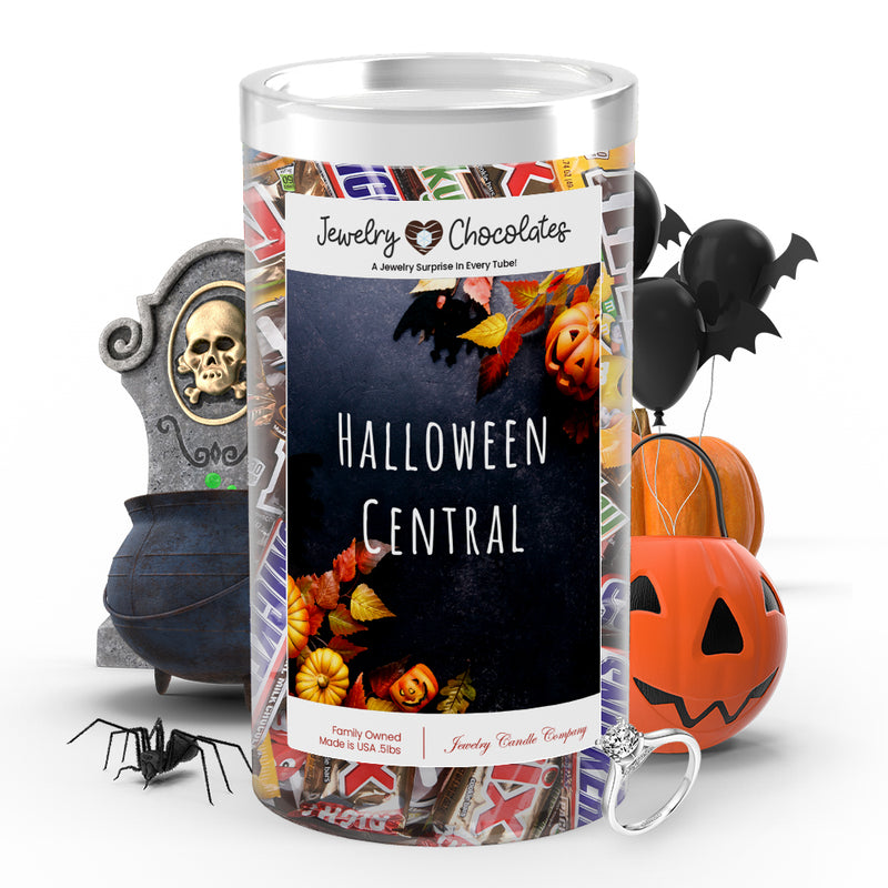 Halloween central Jewelry Chocolates