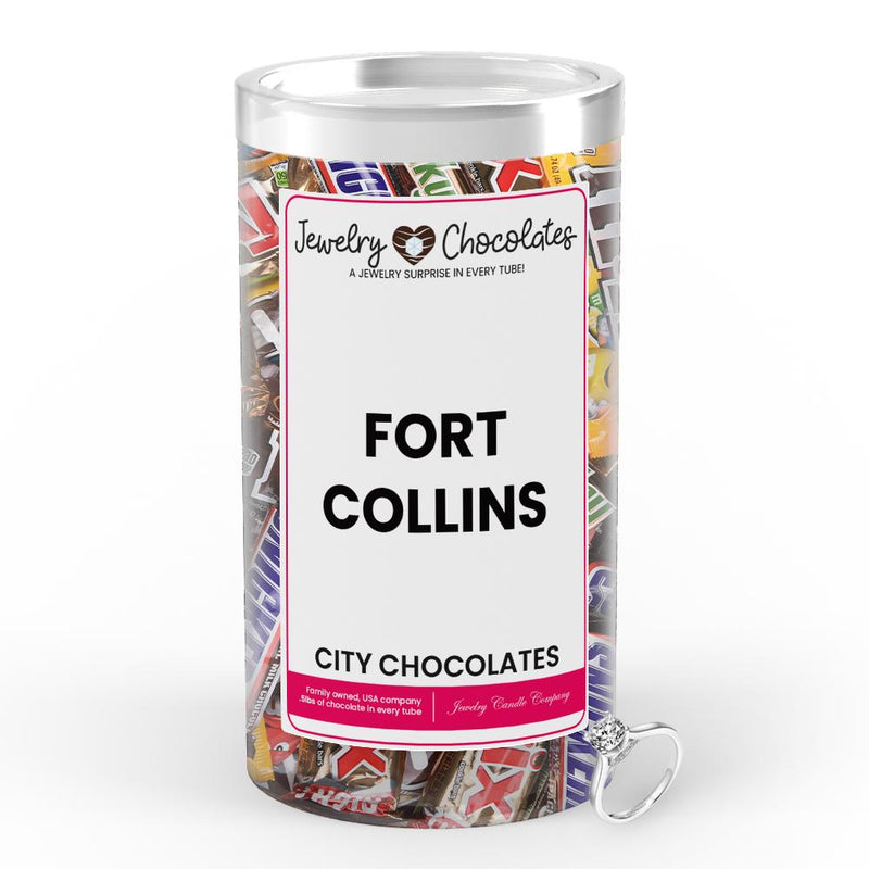 Fort Collins City Jewelry Chocolates