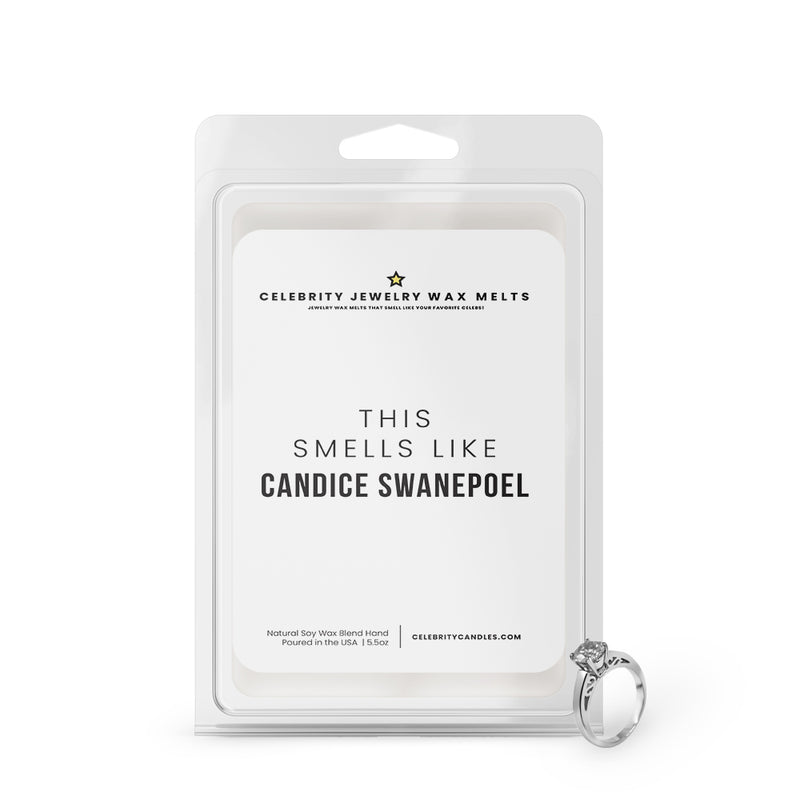 This Smells Like Candice Swanepoel Celebrity Jewelry Wax Melts