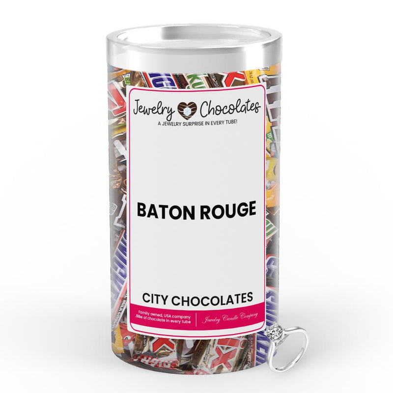 Baton Rouge City Jewelry Chocolates