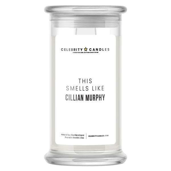 This Smells Like Cillian Murphy Celebrity Candle