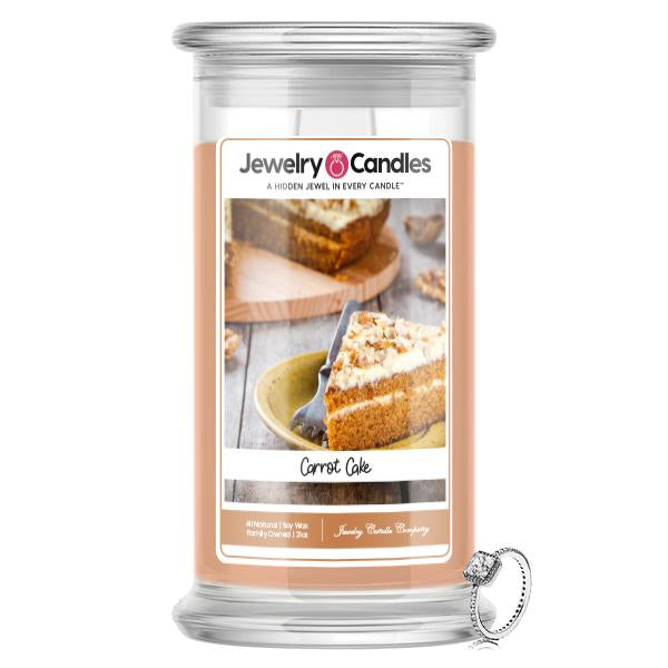Carrot Cookies Jewelry Candle