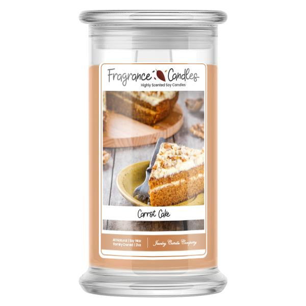 Carrot Cake Fragrance Candles