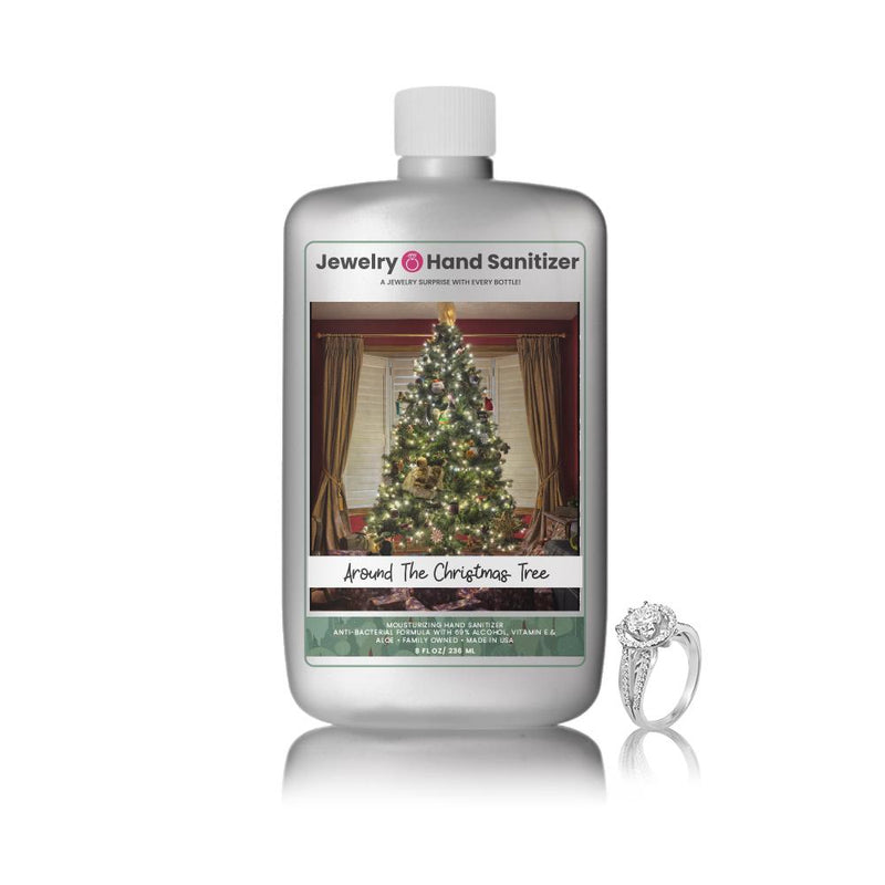 Around The Christmas Tree Jewelry Hand Sanitizer