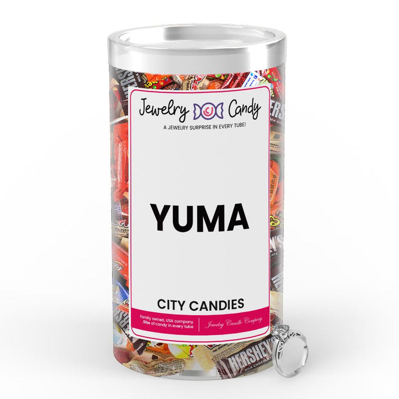 Yuma City Jewelry Candies