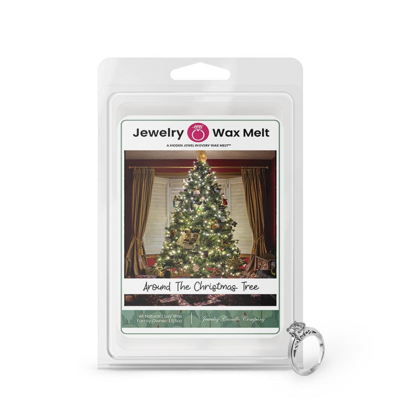 Around The Christmas Tree Jewelry Wax Melt