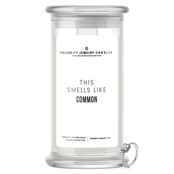 This Smells Like Common Celebrity Jewelry Candle