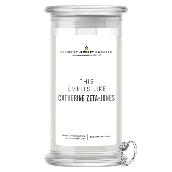 This Smells Like Catherine Zeta-Jones Celebrity Jewelry Candle