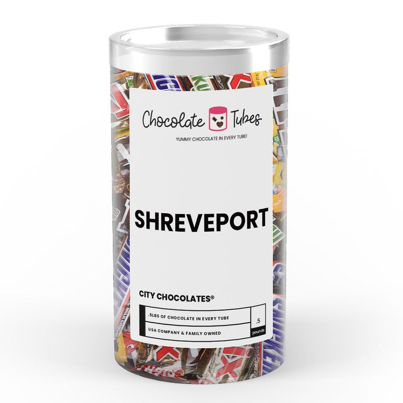 Shreveport City Chocolates
