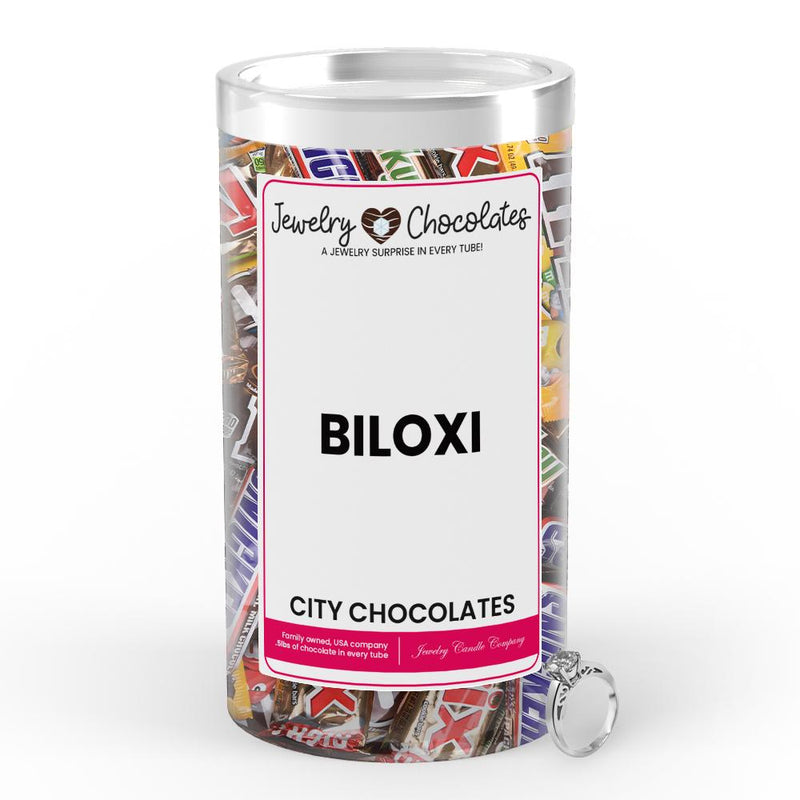 Biloxi City Jewelry Chocolates