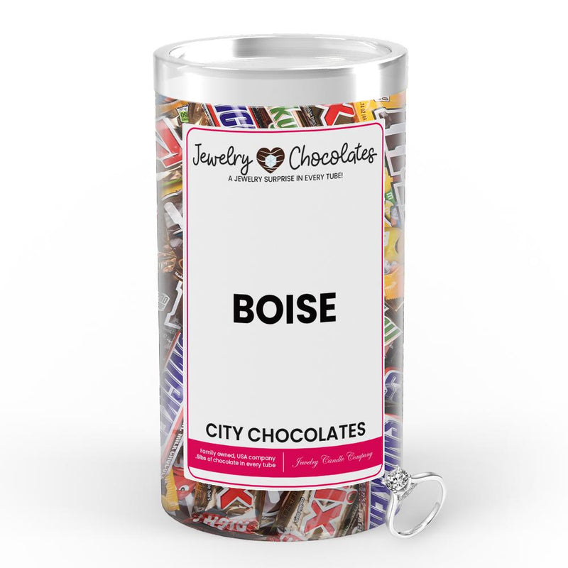 Boise City Jewelry Chocolates