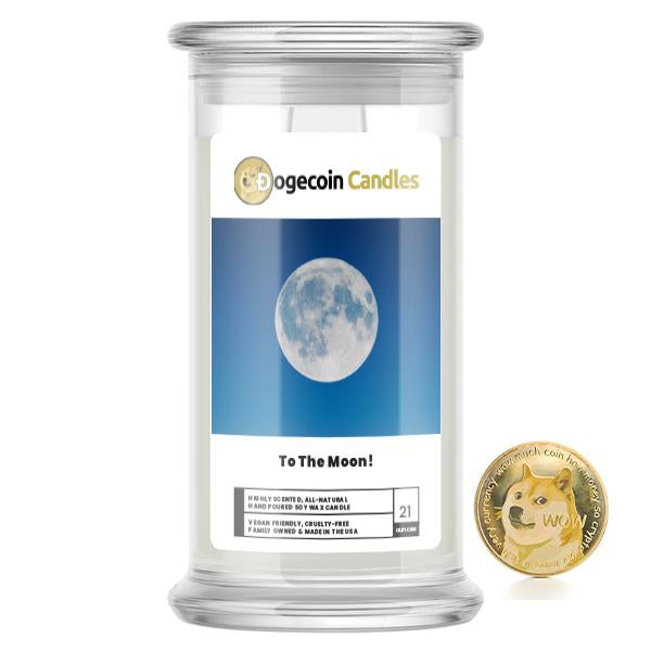 To The Moon DogeCandles